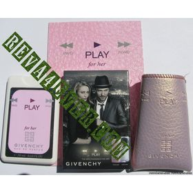 Givenchy Play For Her edp 20ml+чехол