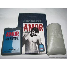 Cacharel Amor pour Homme edt 20ml + чехол